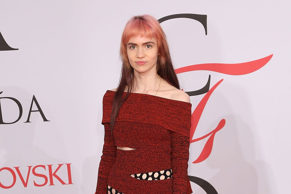 Image Credit: Getty Images / Grimes attends the 2015 CFDA Awards at Alice Tully Hall at Lincoln Center on June 1, 2015 in New York City.