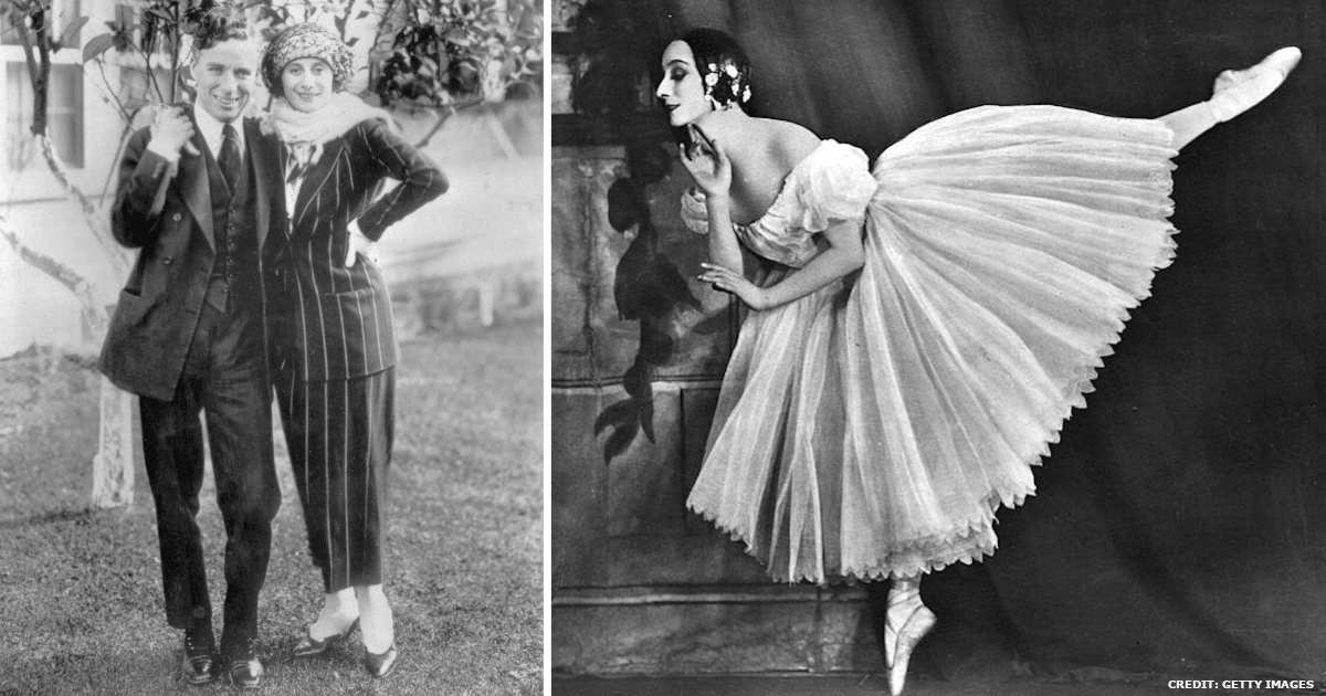 Glimpse Into People's Ballerina Private Life: Fascinating Story of Anna Pavlova