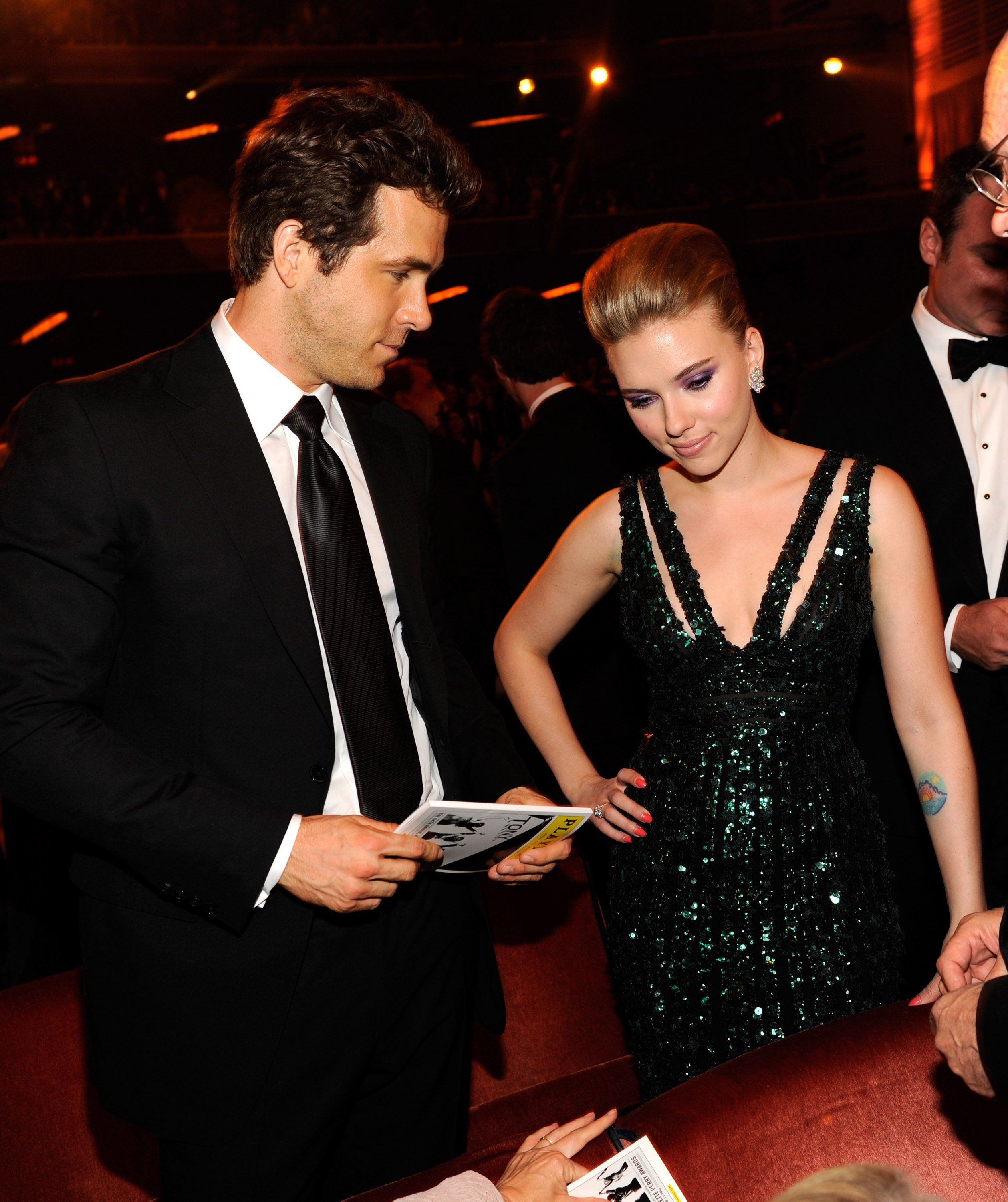 Image Credits: Getty Images | Blake Lively's current hubby dated the Black Widow star Scarlett Johansson