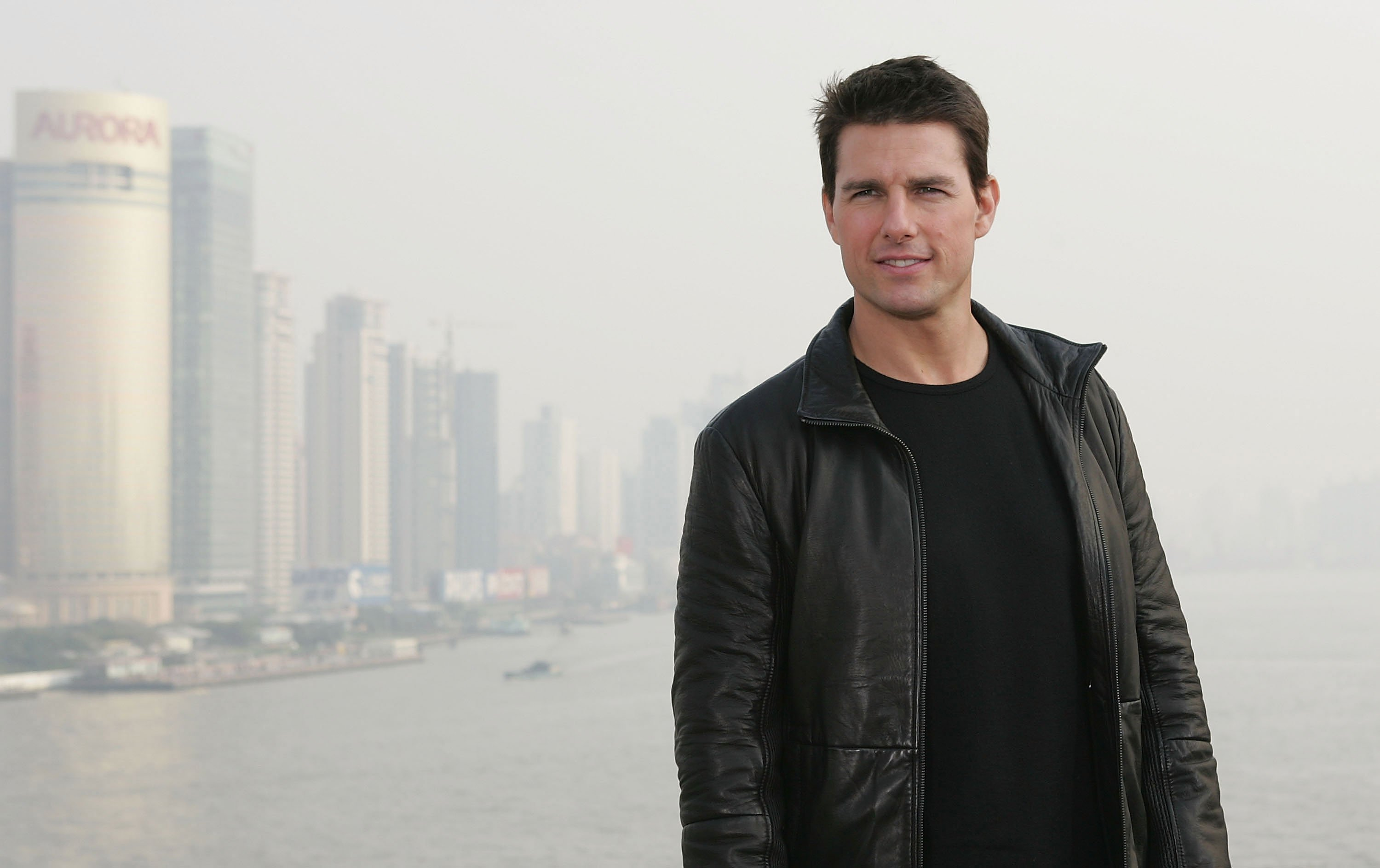 Tom Cruise Image Source: Getty Images.