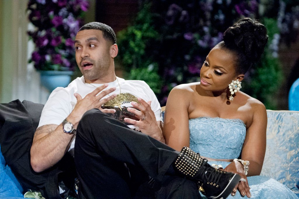 "Image Credit: Getty Images / The Real Housewives of Atlanta - Season 6, ""Reunion"" with Apollo Nida, Phaedra Parks."