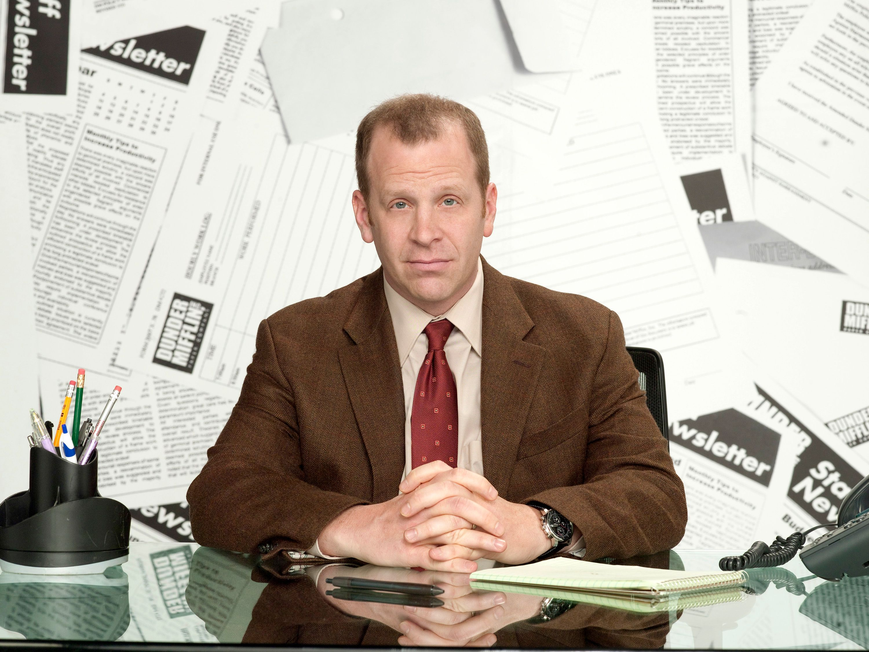 Paul Lieberstein as Toby Flenderson / Getty Images