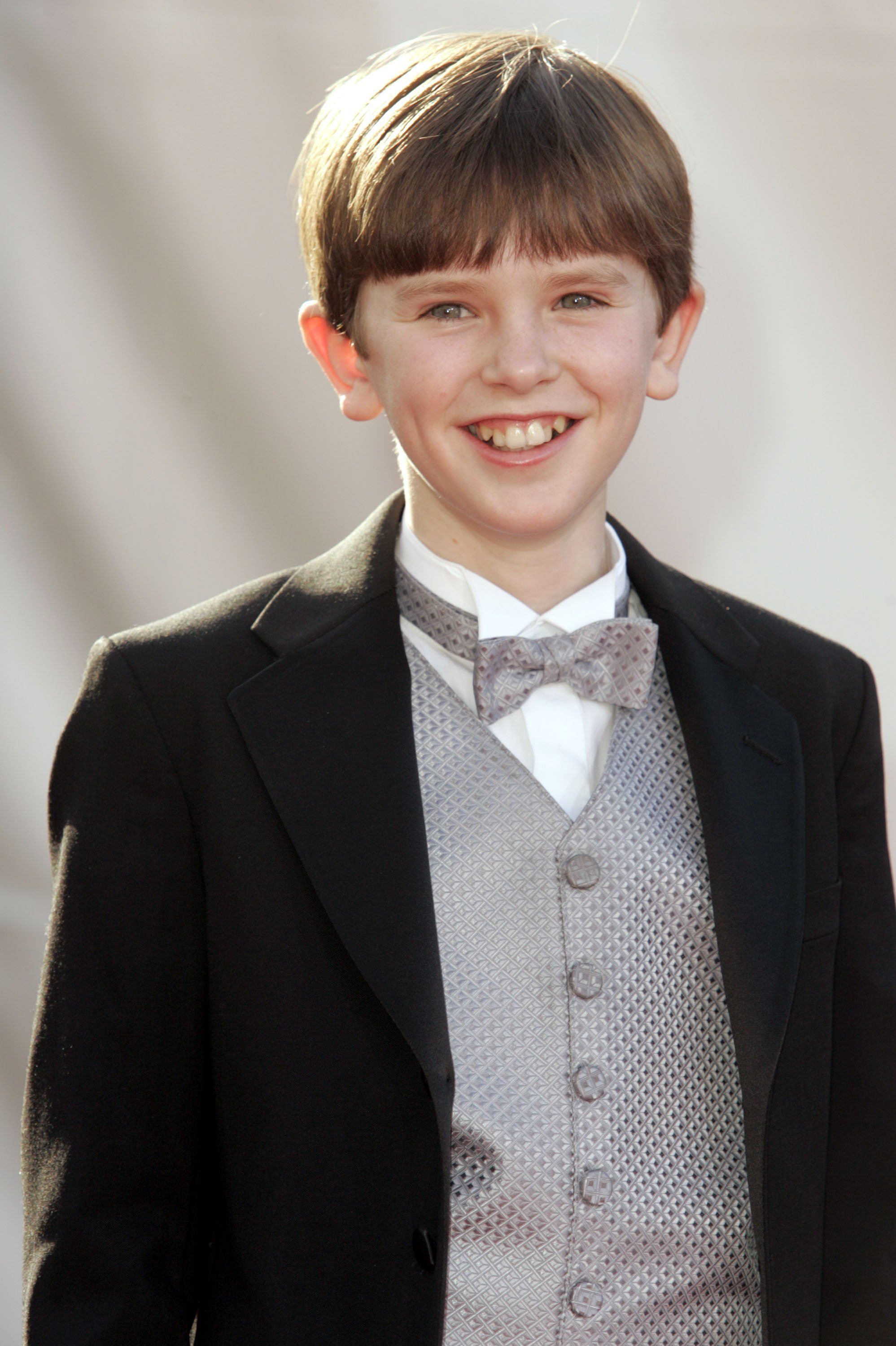 Freddie Highmore during the 11th Annual Screen Actors Guild Awards in 2005 / Photo:Getty Images
