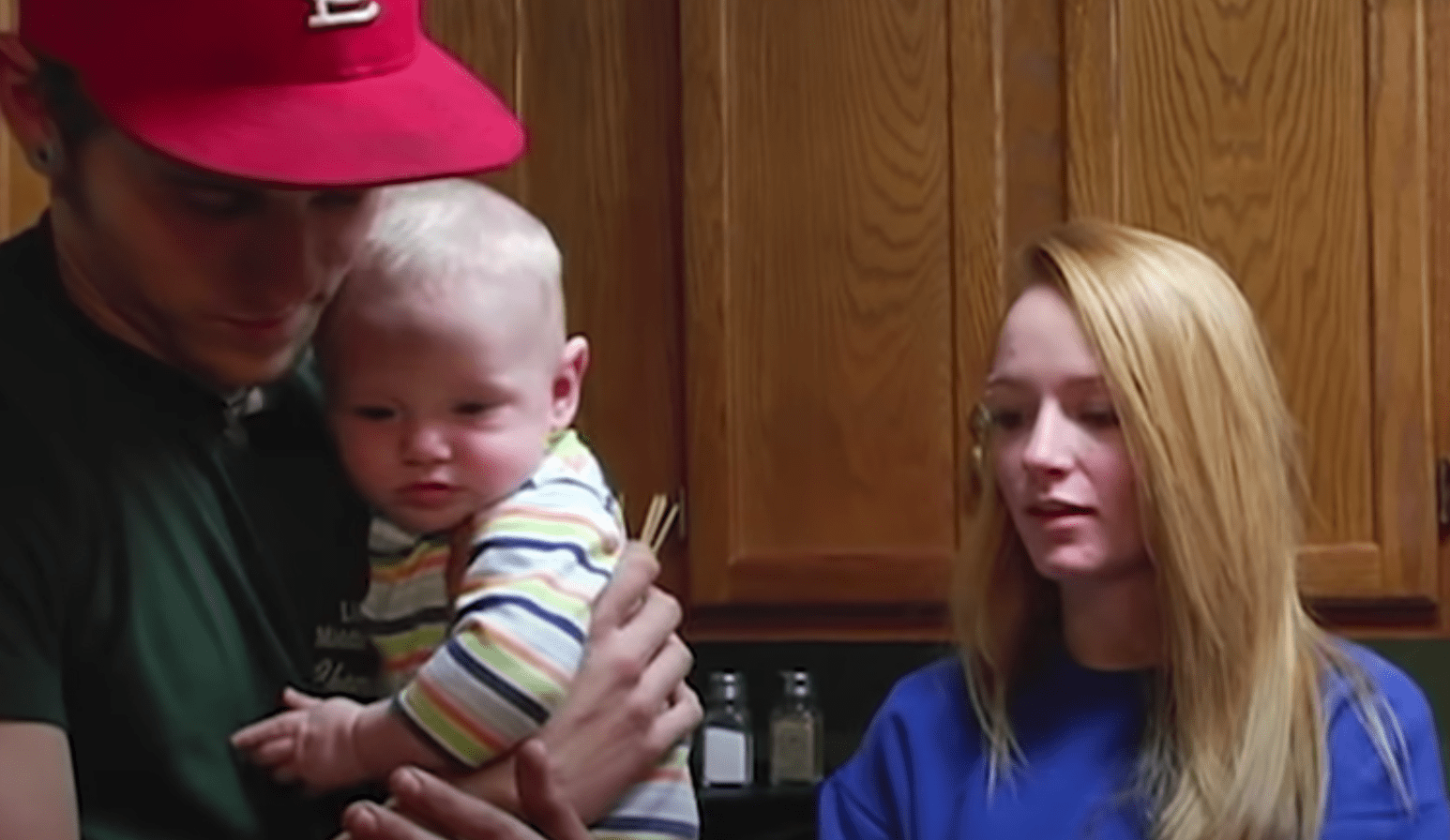 Image Source: Youtube/MTV's Teen Mom| 16 and Pregnant/MTV