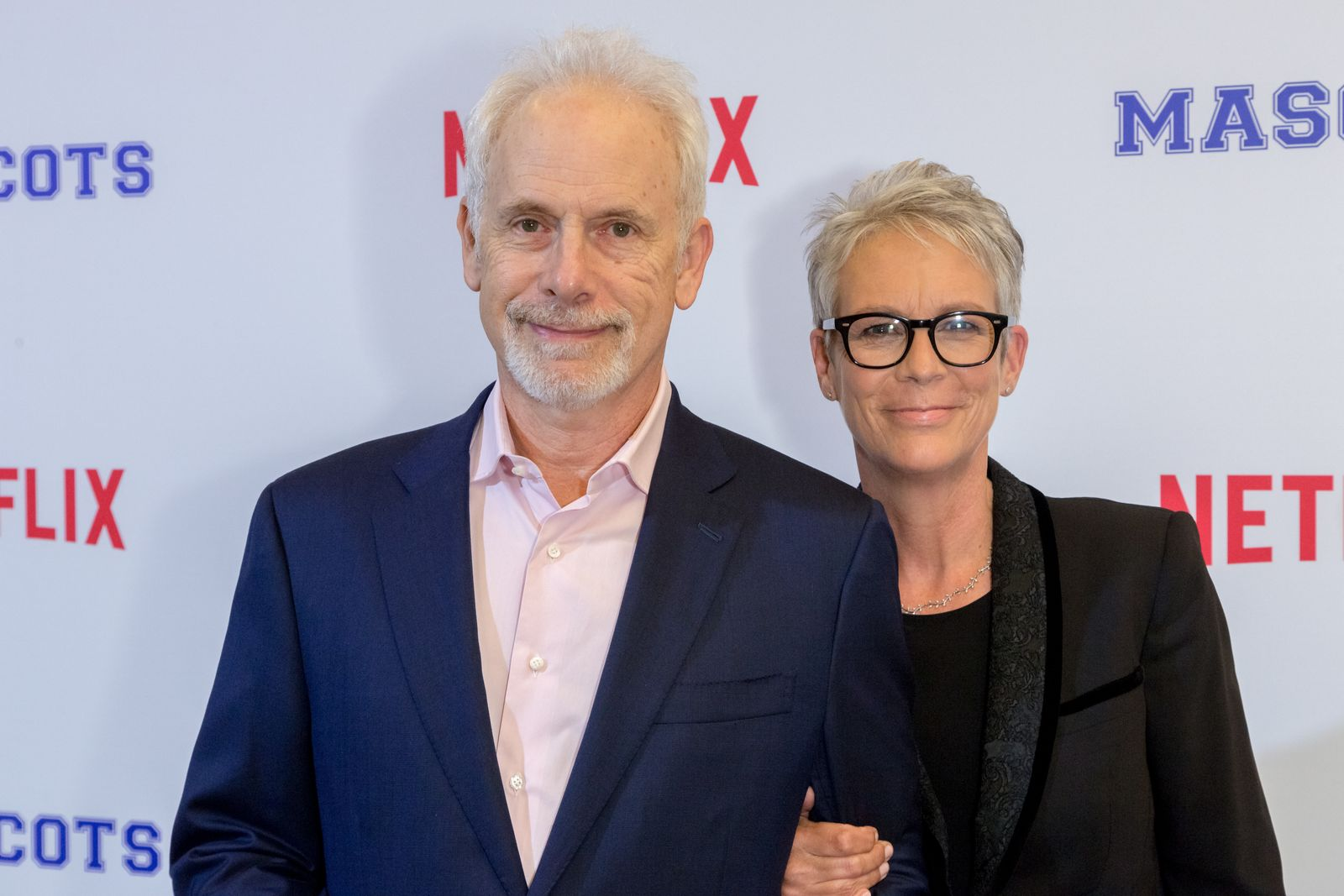 Jamie Lee Curtis and Christopher Guest/Photo:Getty Images