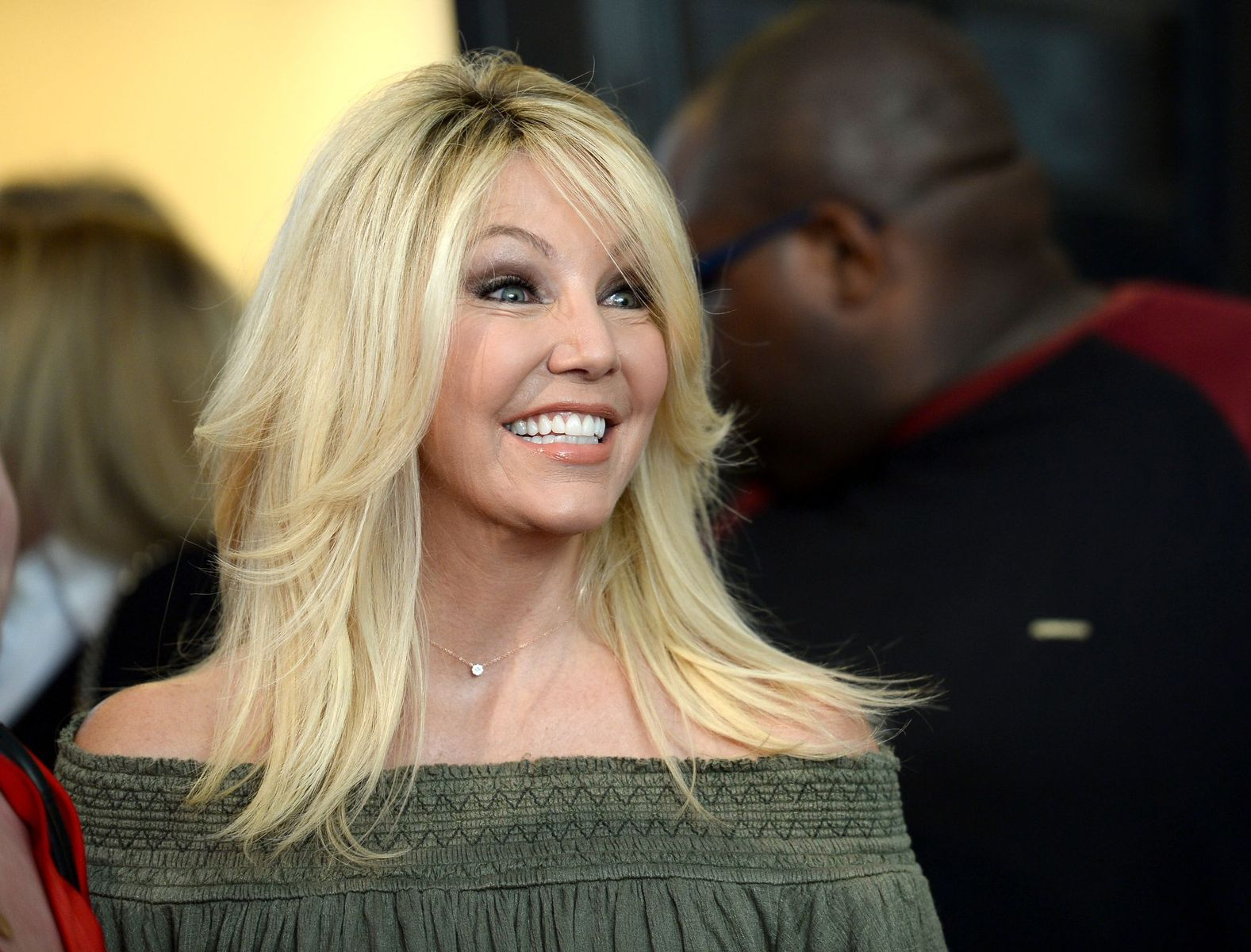 Heather Locklear/Photo:Getty Images