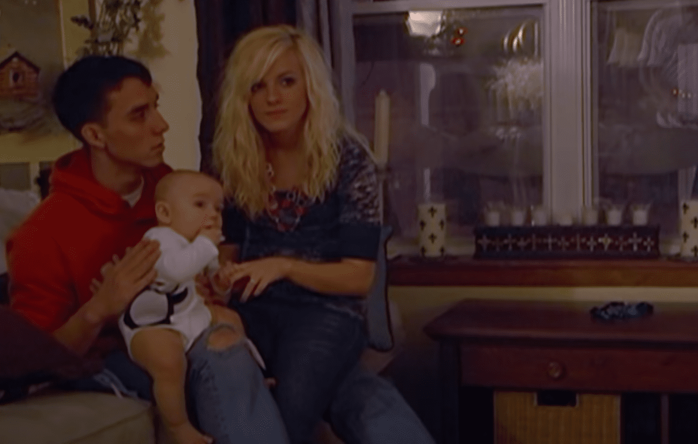 Image Source: Youtube/MTV's Teen Mom |16 and Pregnant/MTV