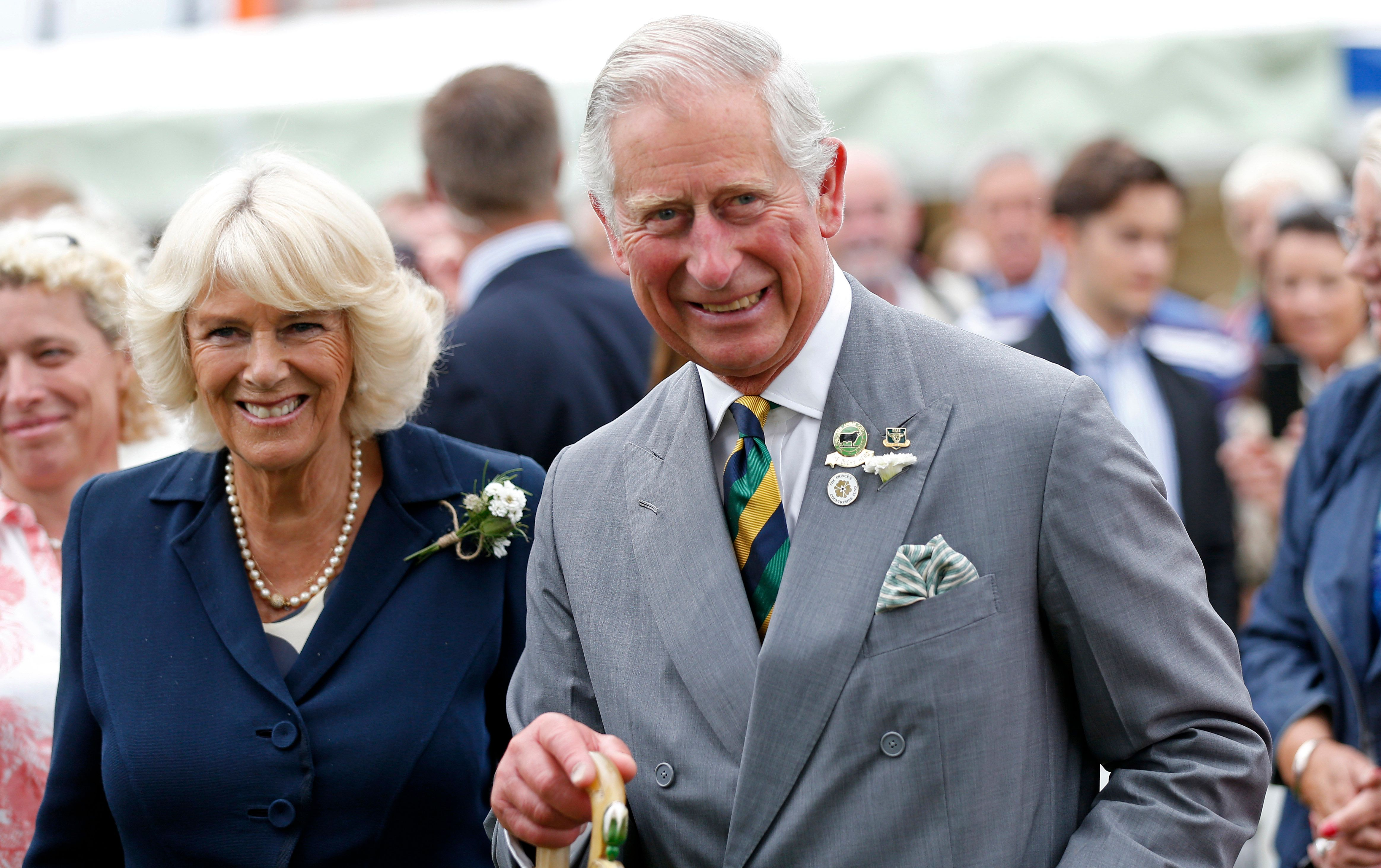 Prince Charles and Dutchess Camilla/Photo:Getty Images