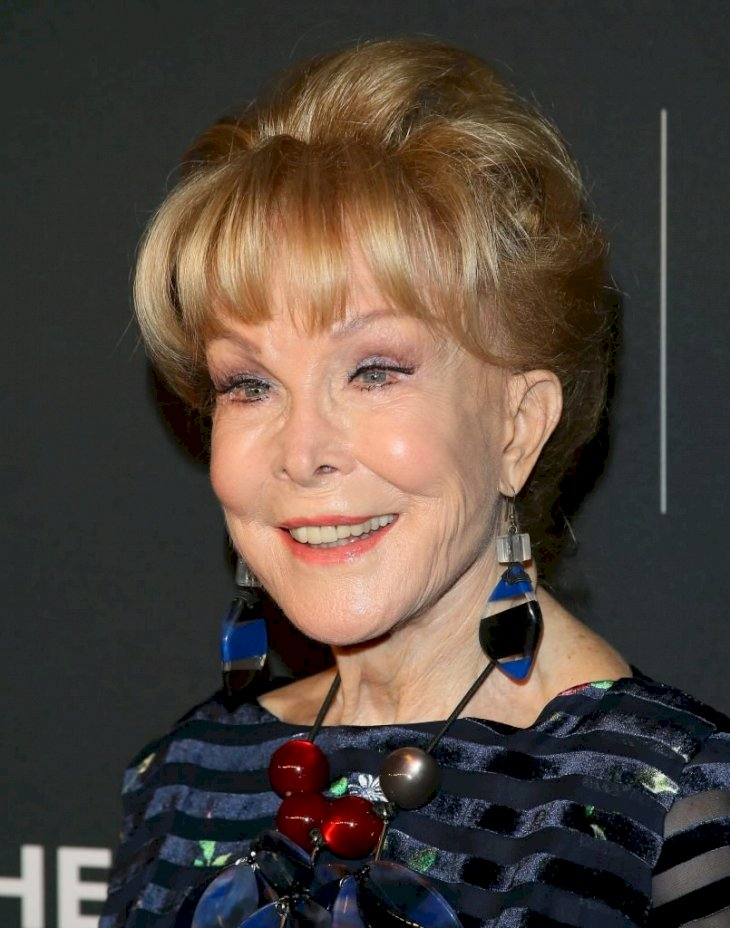 Image Credit: Getty Images/WireImage/Jean Baptiste Lacroix |Barbara Eden attends the Paley Honors: A Special Tribute To Television's Comedy Legends 2019