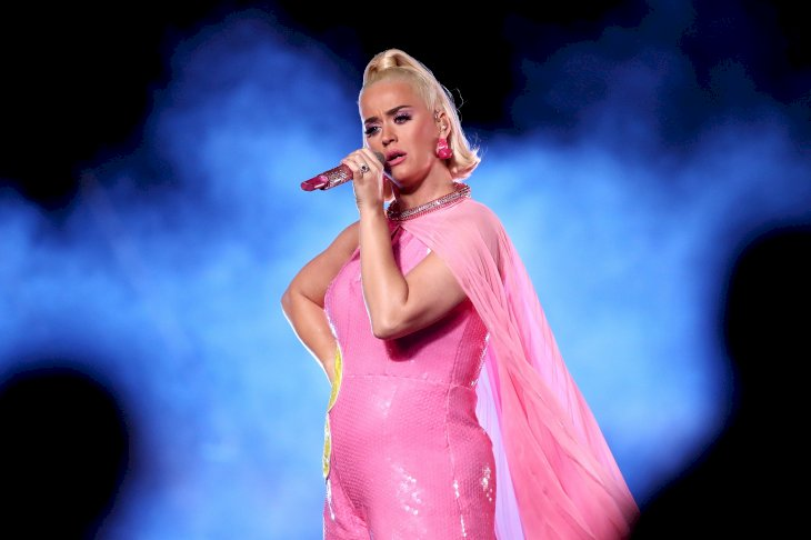 Image Credits: Getty Images / Cameron Spencer | Katy Perry performs during a concert following the ICC Women's T20 Cricket World Cup Final between India and Australia at the Melbourne Cricket Ground on March 08, 2020 in Melbourne, Australia.