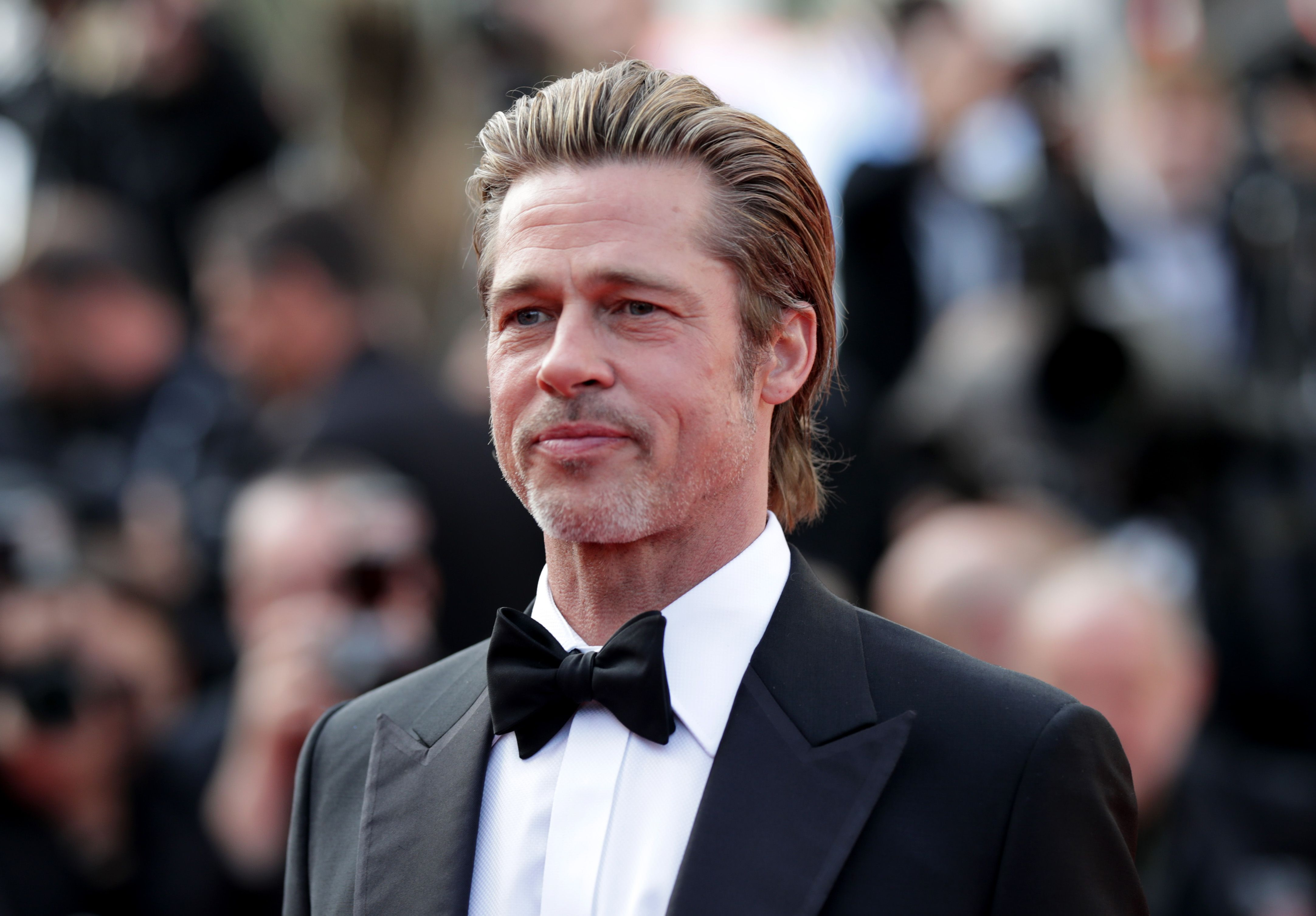 Brad Pitt might be making up with his ex Jennifer Aniston / Getty Images