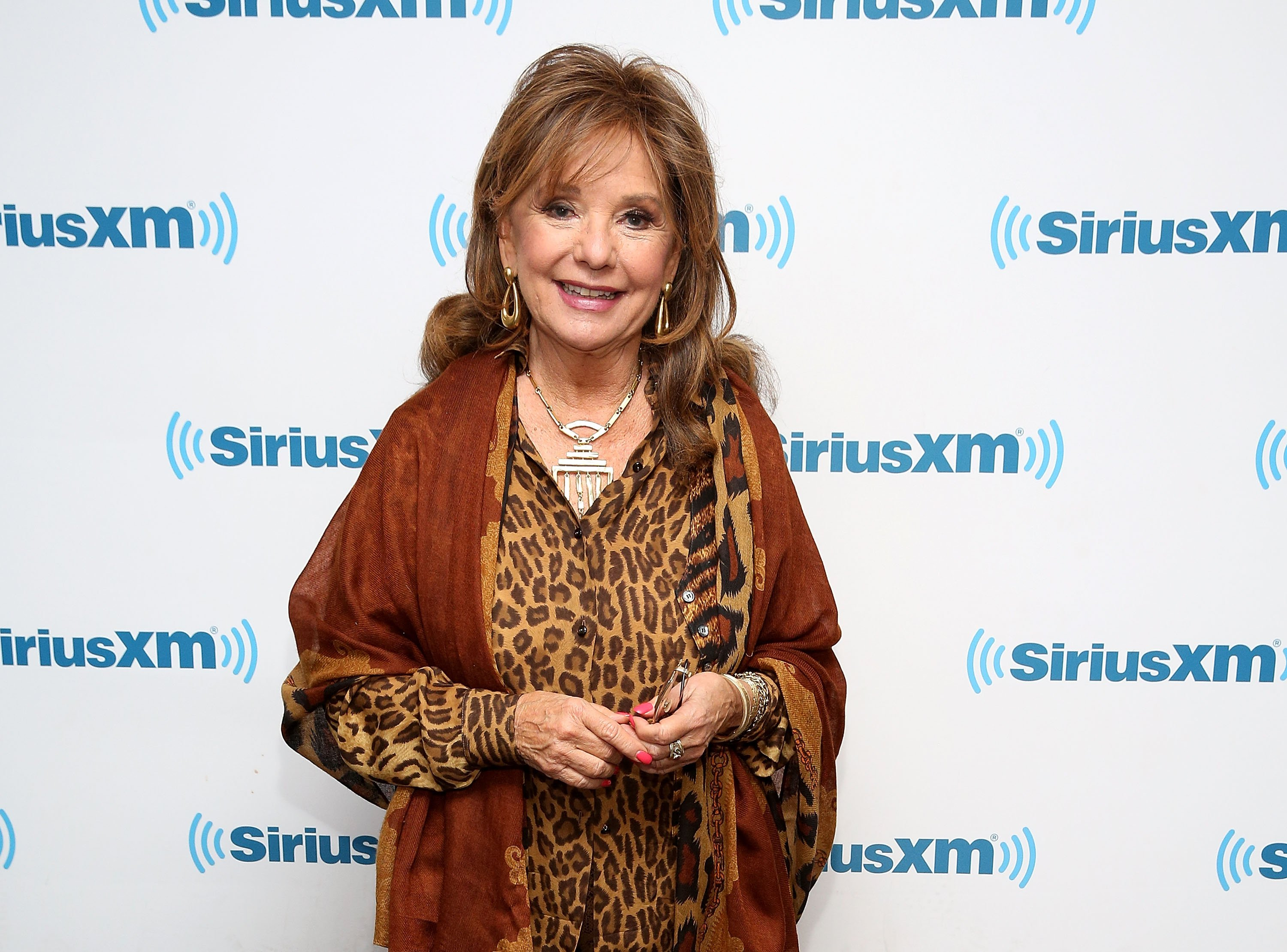Image Source: Getty Images/Robin Marchant/Dawn Wells visits at SiriusXM Studio on September 23, 2016 in New York City