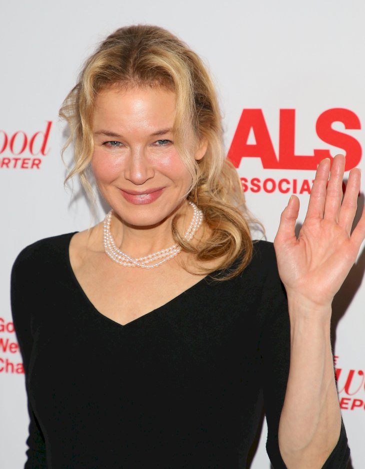 Image Credit: Getty Images/JB Lacroix |Renee Zellweger attends the ALS Golden West Chapter Hosts Champions for Care and a cure