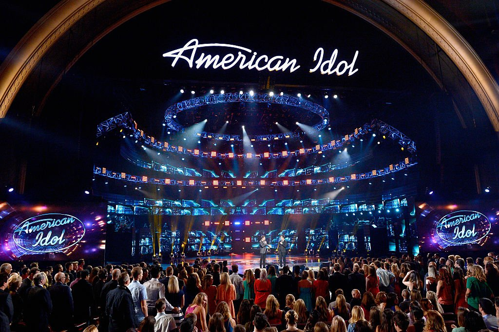 Image Source: Getty Images/Kevork Djansezian | Still of the Farewell Season of American Idol