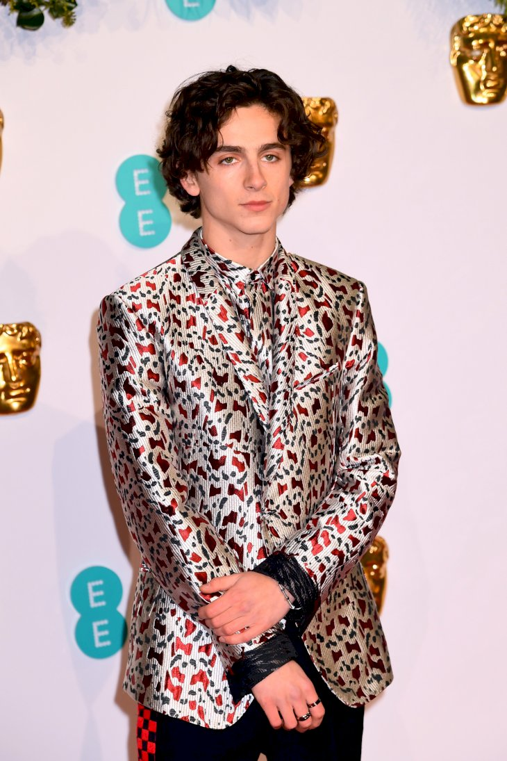 Image Credits: Getty Images / Dave J Hogan | Timothee Chalamet is a Capricorn.