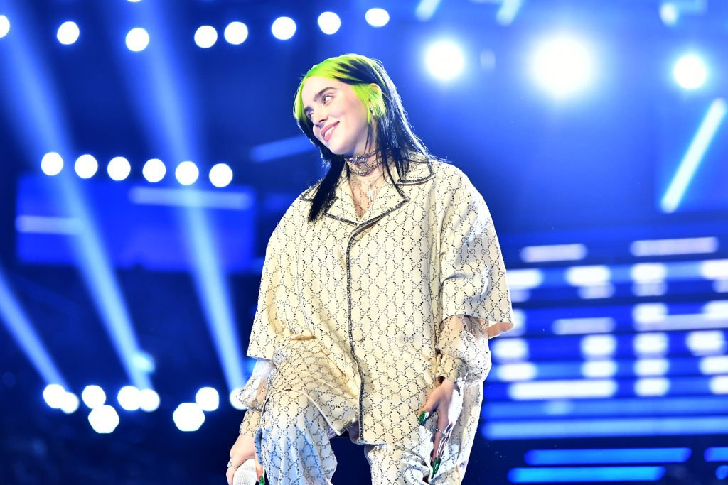 Image Credit: Getty Images / Billie Eilish performs onstage during the 62nd Annual GRAMMY Awards at STAPLES Center on January 26, 2020 in Los Angeles, California.