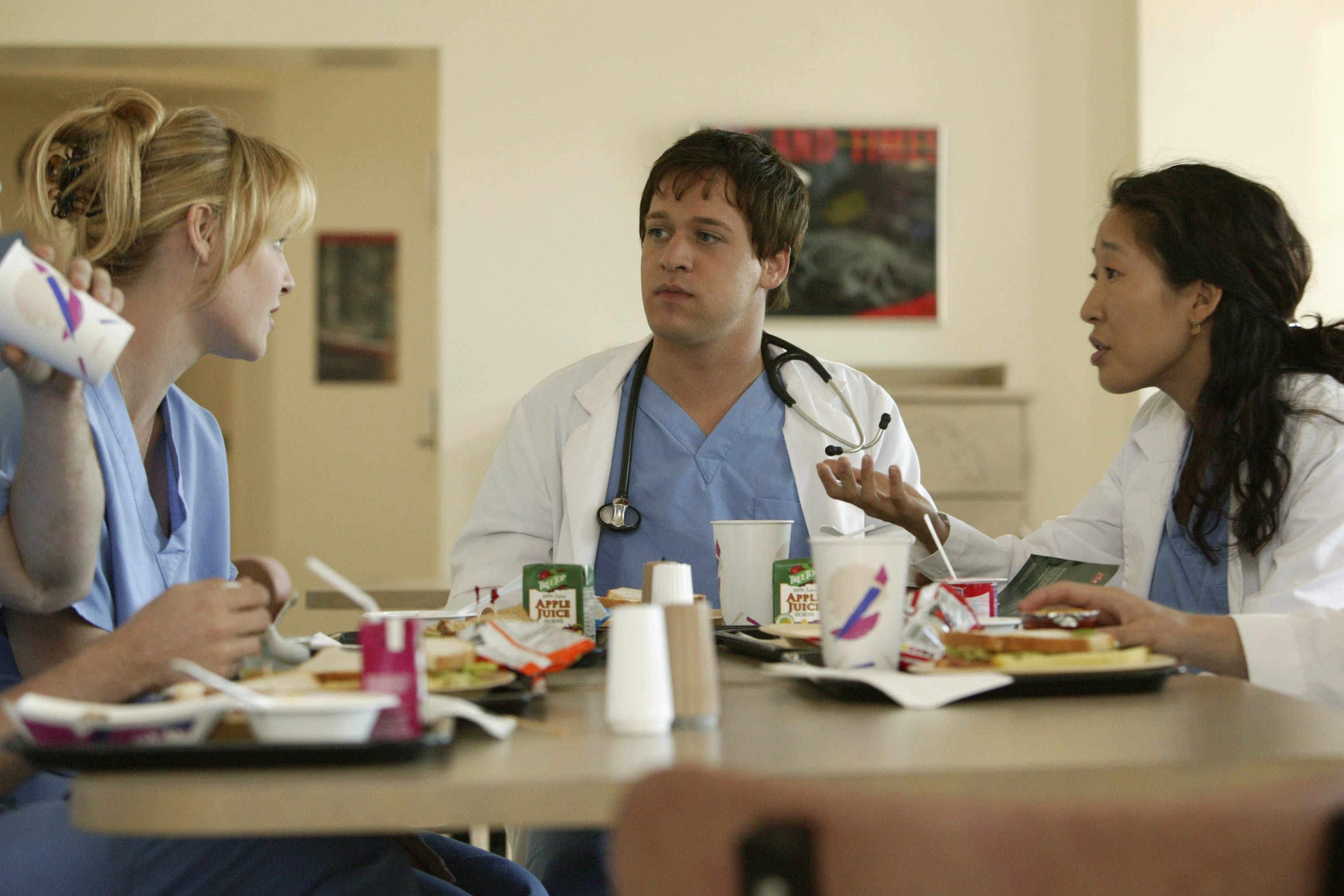Image Source: Getty Images/Grey's Anatomy/ABC