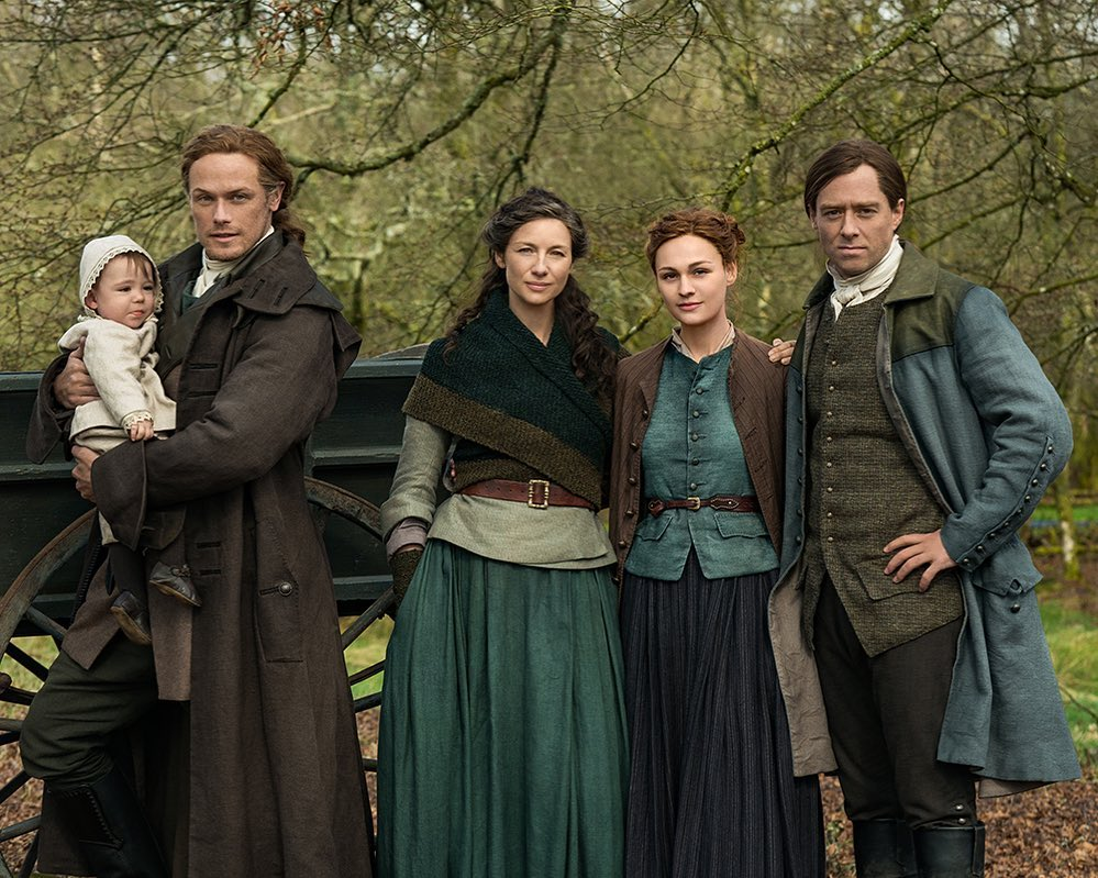 7 Key Rules The Outlander Cast Has To Follow