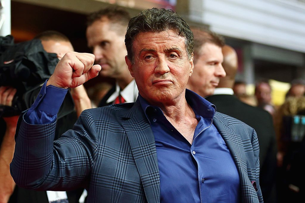 "Image Source: Getty Images/Andreas Rentz | Stallone at the premier of ""Expendables 3"""