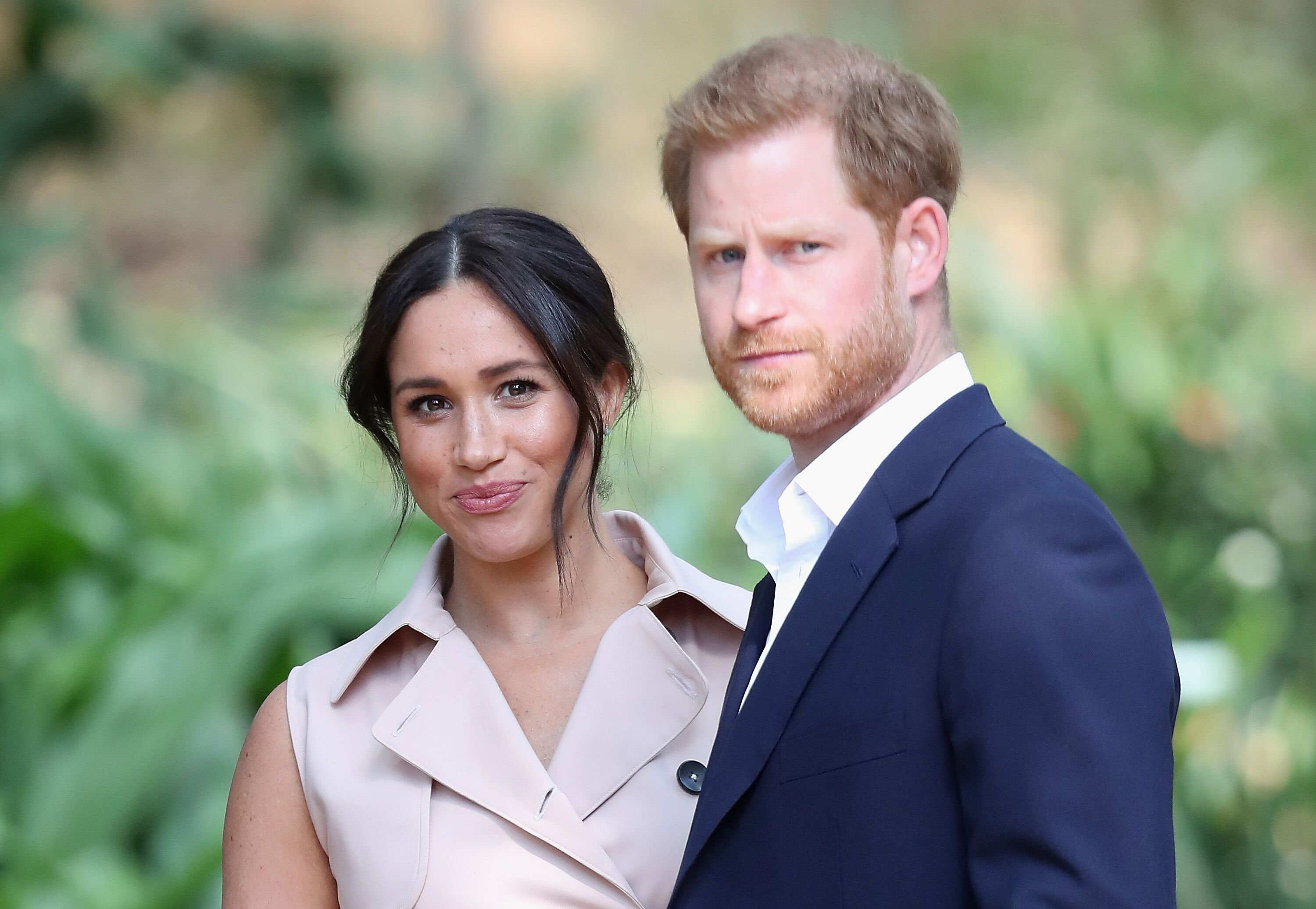 Meghan Markle and Prince Harry of Wales