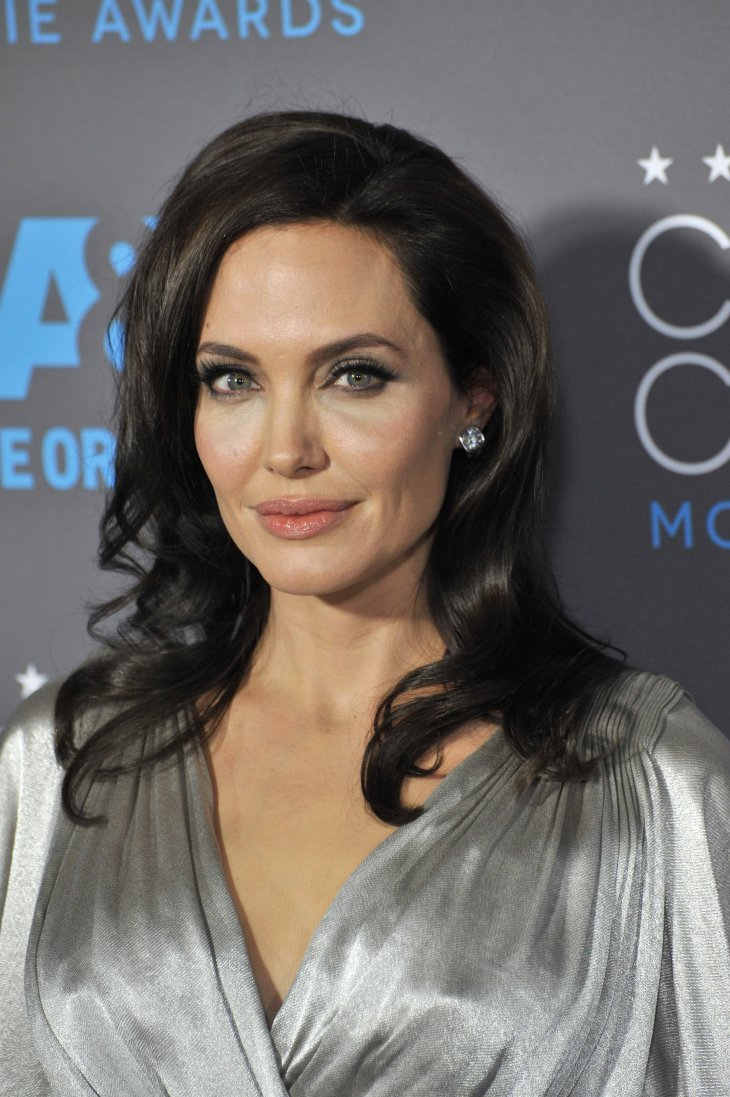 Image Credit: Shutterstock.com/Jaguar PS | Angelina Jolie at the 20th Annual Critics' Choice Movie Awards