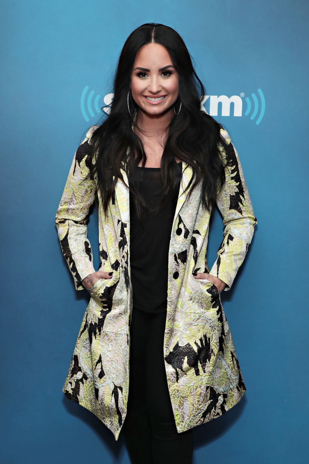 Demi Lovato/Photo:Getty Images