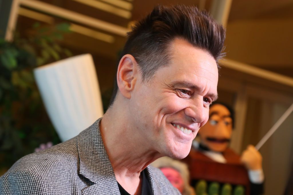 Jim Carrey/Photo:Getty Images
