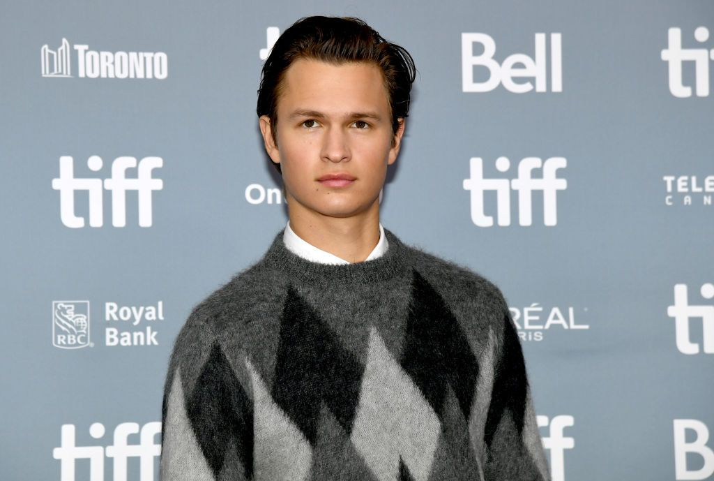 Ansel Elgort / Getty Images