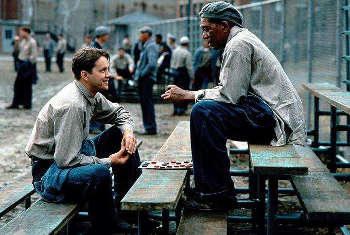 Photo Credits: Facebook/The Shawshank Redemption - Castle Rock Entertainment/Columbia Pictures/The Shawshank Redemption