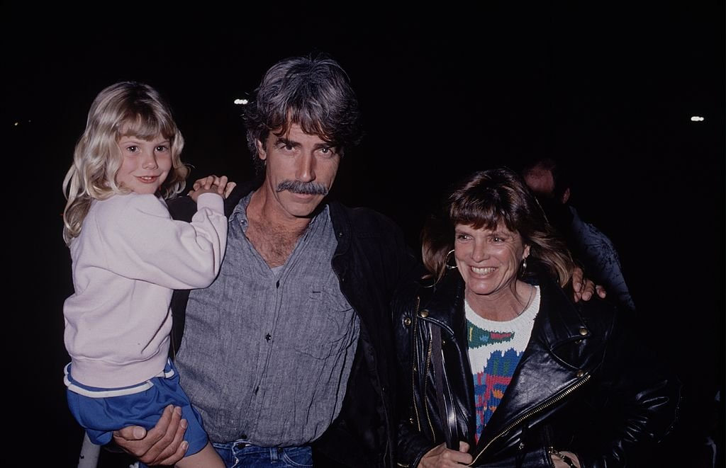 Image Source: Getty Images/The LIFE Picture Collection via Getty Images | The Elliot-Ross family circa 1990
