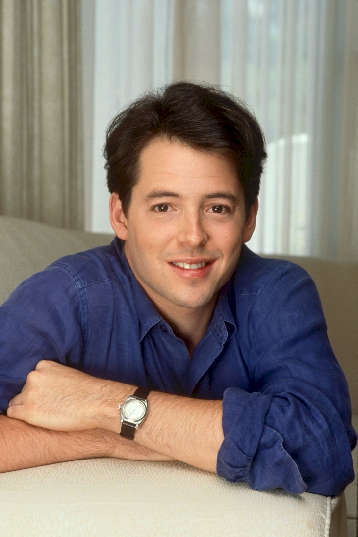 Matthew Broderick / Photo:Getty Images