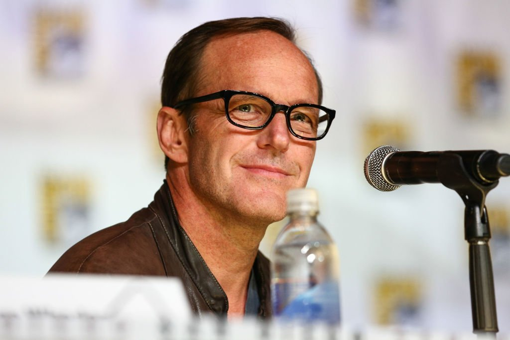 Image Credits: Getty Images / Imeh Akpanudosen | Actor Clark Gregg attends the 'Marvel's Agents of S.H.I.E.L.D. On ABC' panel during Comic-Con International 2013 at San Diego Convention Center on July 19, 2013 in San Diego, California.