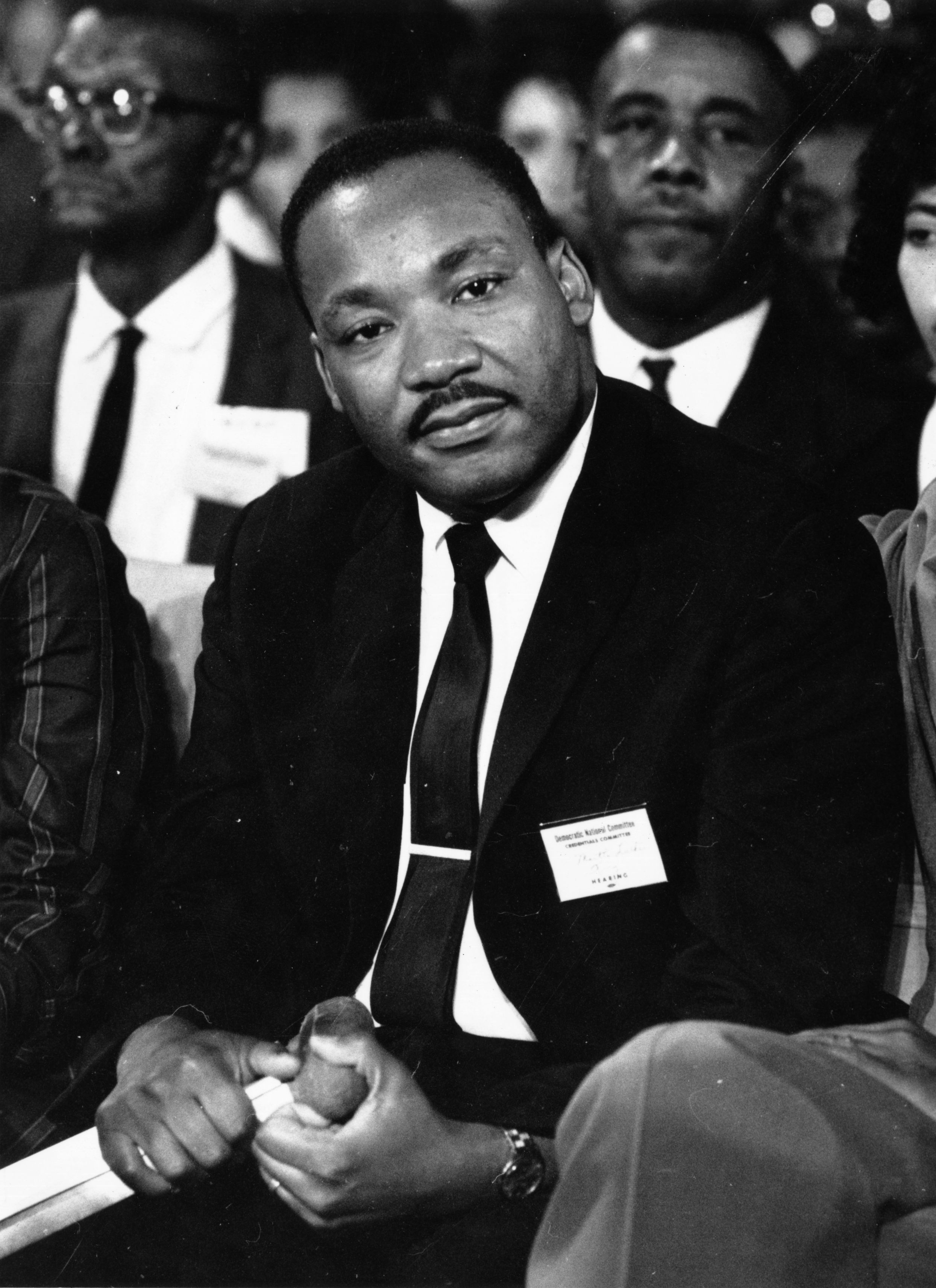 Dr. Martin Luther King Image Source: Getty Images.