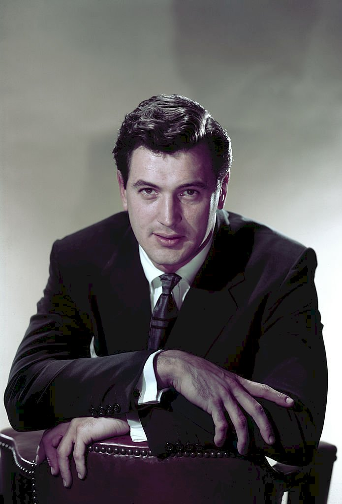 Image Credit: Getty Images/Archive Photos | Rock Hudson in 1954