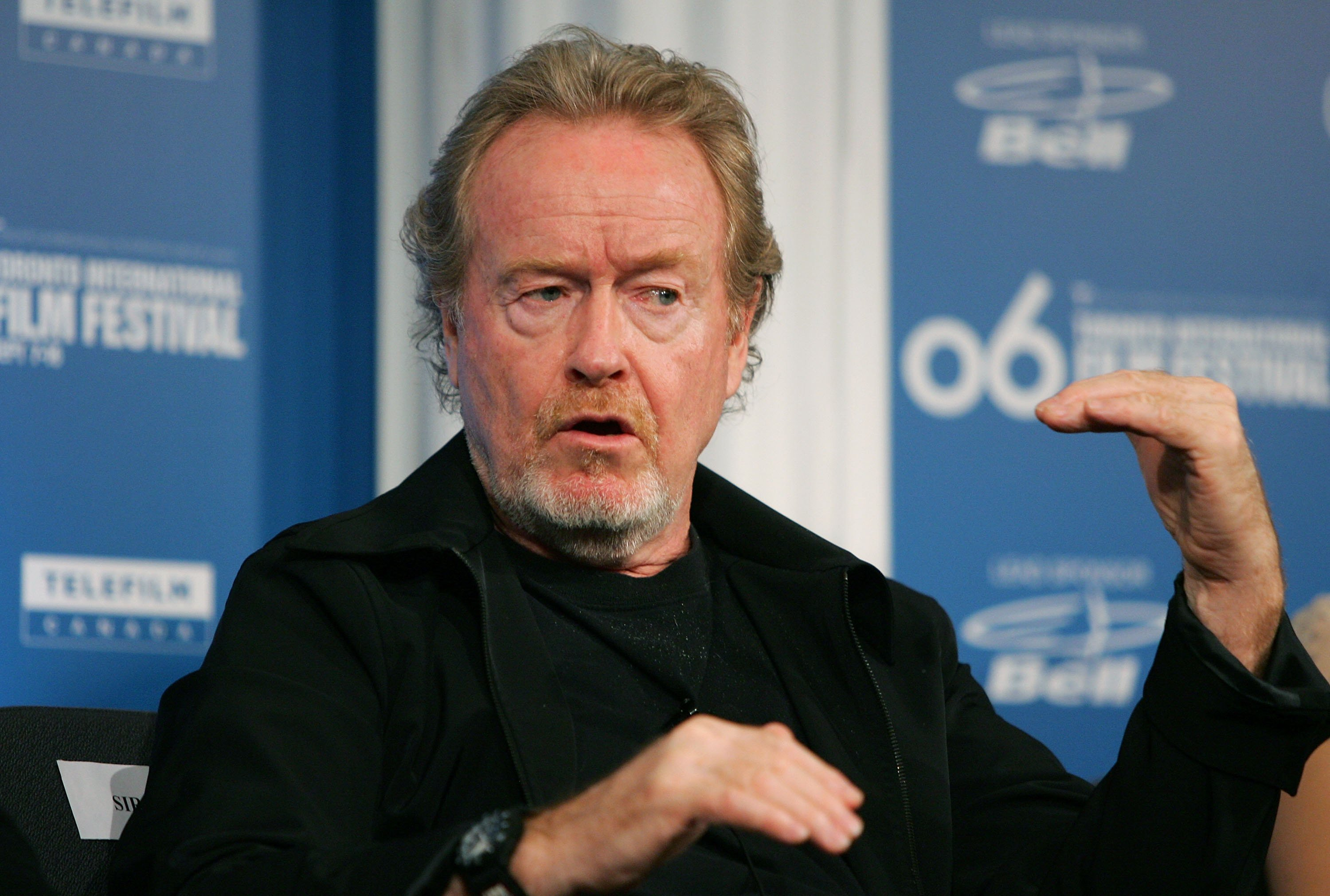 Image Credits: Getty Images | Director Ridley Scott is a firm believer