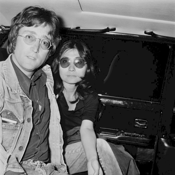 Image Credit: Getty Images / John Lennon and his wife, Yoko Ono.