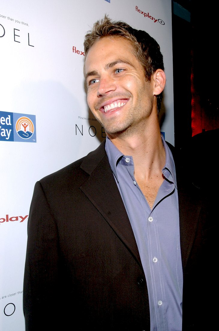 Image Credit: Getty Images / Paul Walker at an event.