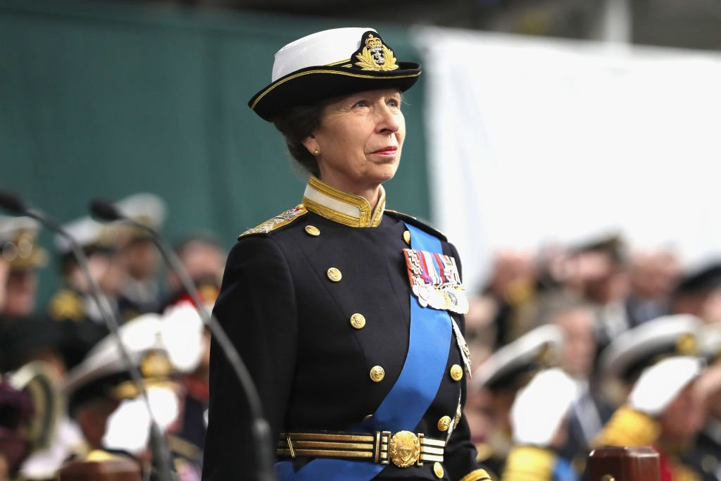 Image Credit: Getty Images / Her Royal Highness attends the Commissioning Ceremony of HMS Queen Elizabeth at HM Naval Base on December 7, 2017 in Portsmouth, England.