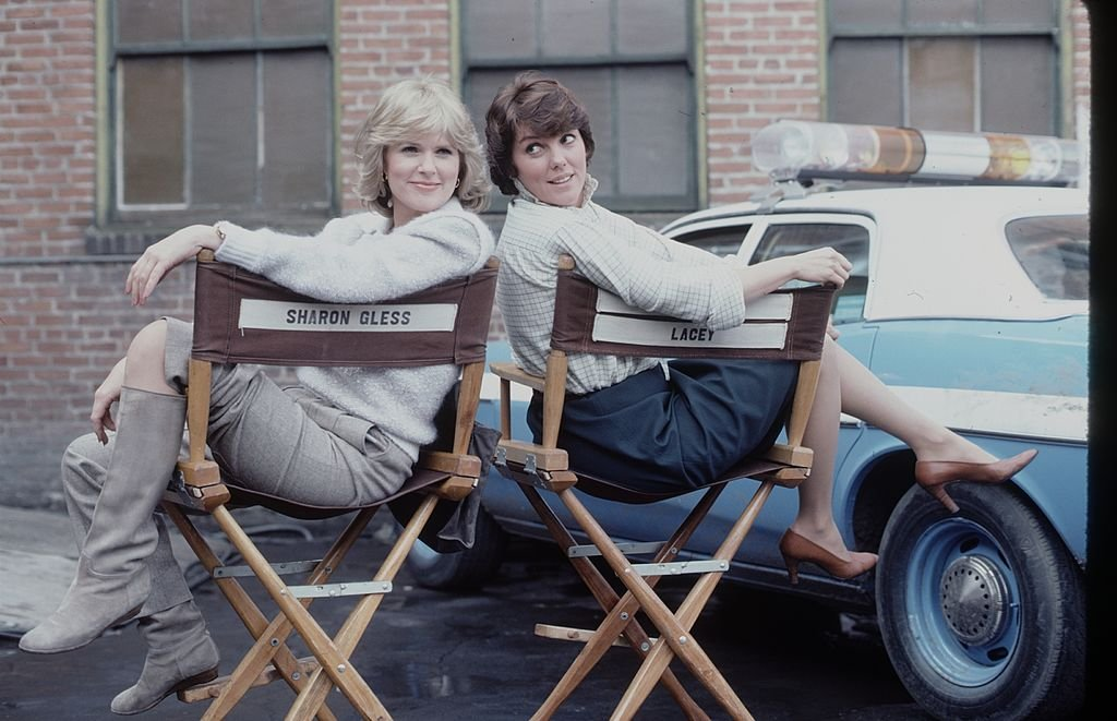 Image Credits: Getty Images / The LIFE Picture Collection | Tyne Daly and Sharon Gless in 1985