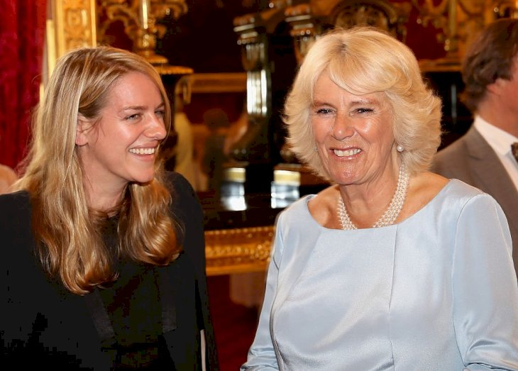 Image Credit: Getty Images / Laura Lopes with her mother, the Duchess of Cornwall.