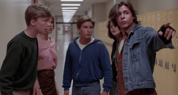 Image Credits: Universal Pictures/The Breakfast Club