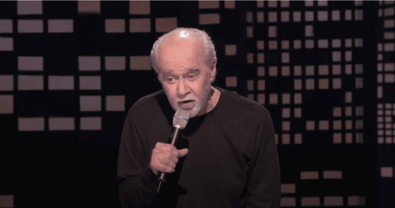 Image source: YouTube | George Carlin Official YouTube Channel