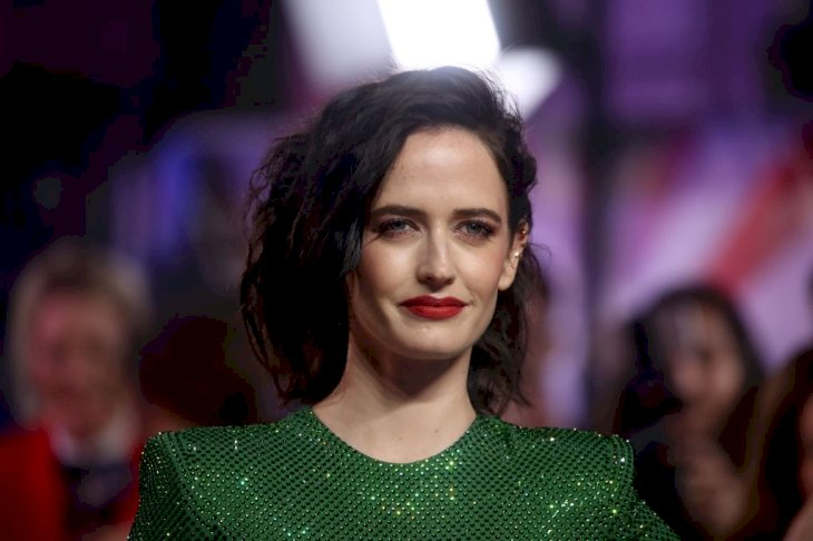 Image Credit: Getty Images / Eva Green on the red carpet.