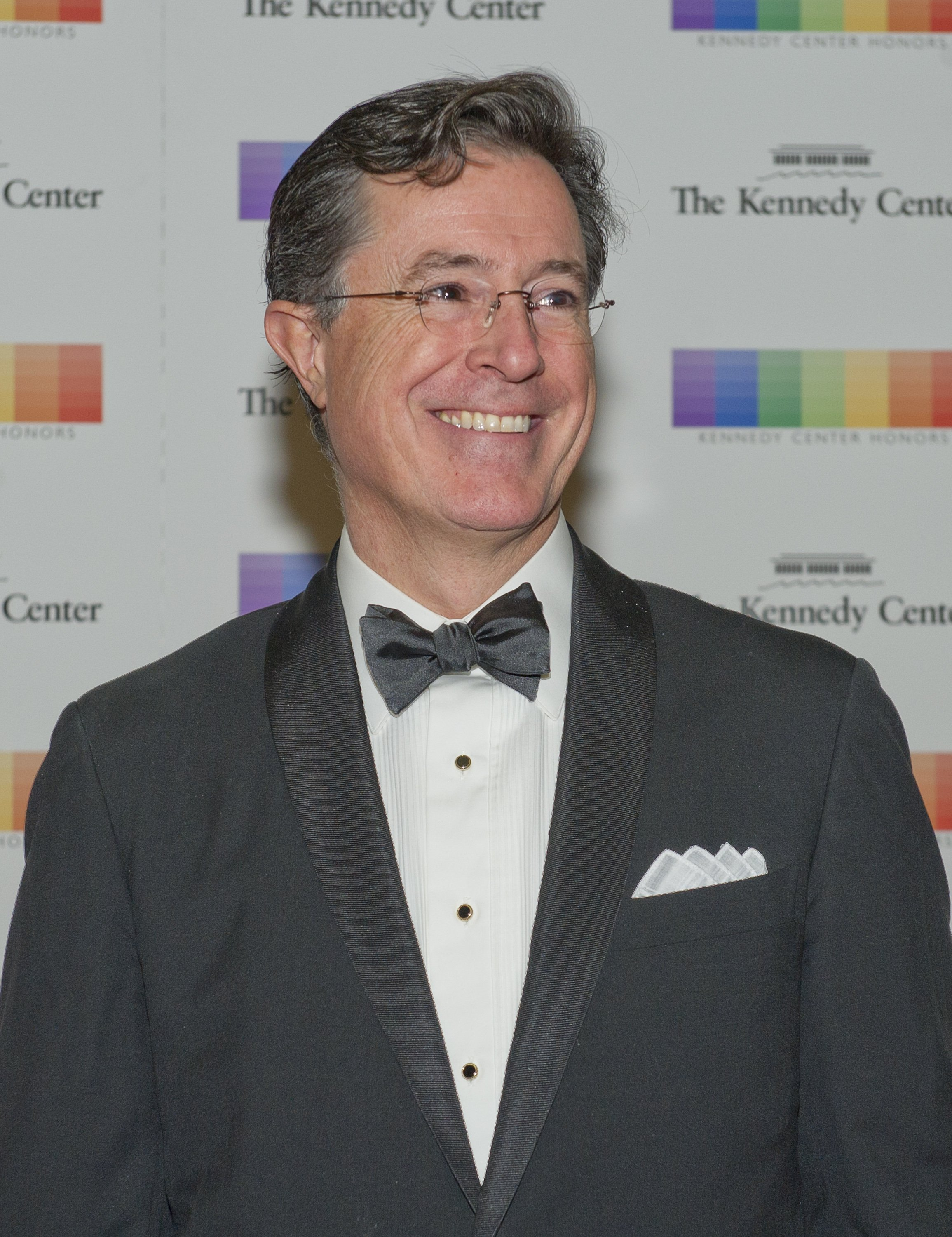 Stephen Colbert Image Source: Getty Images.