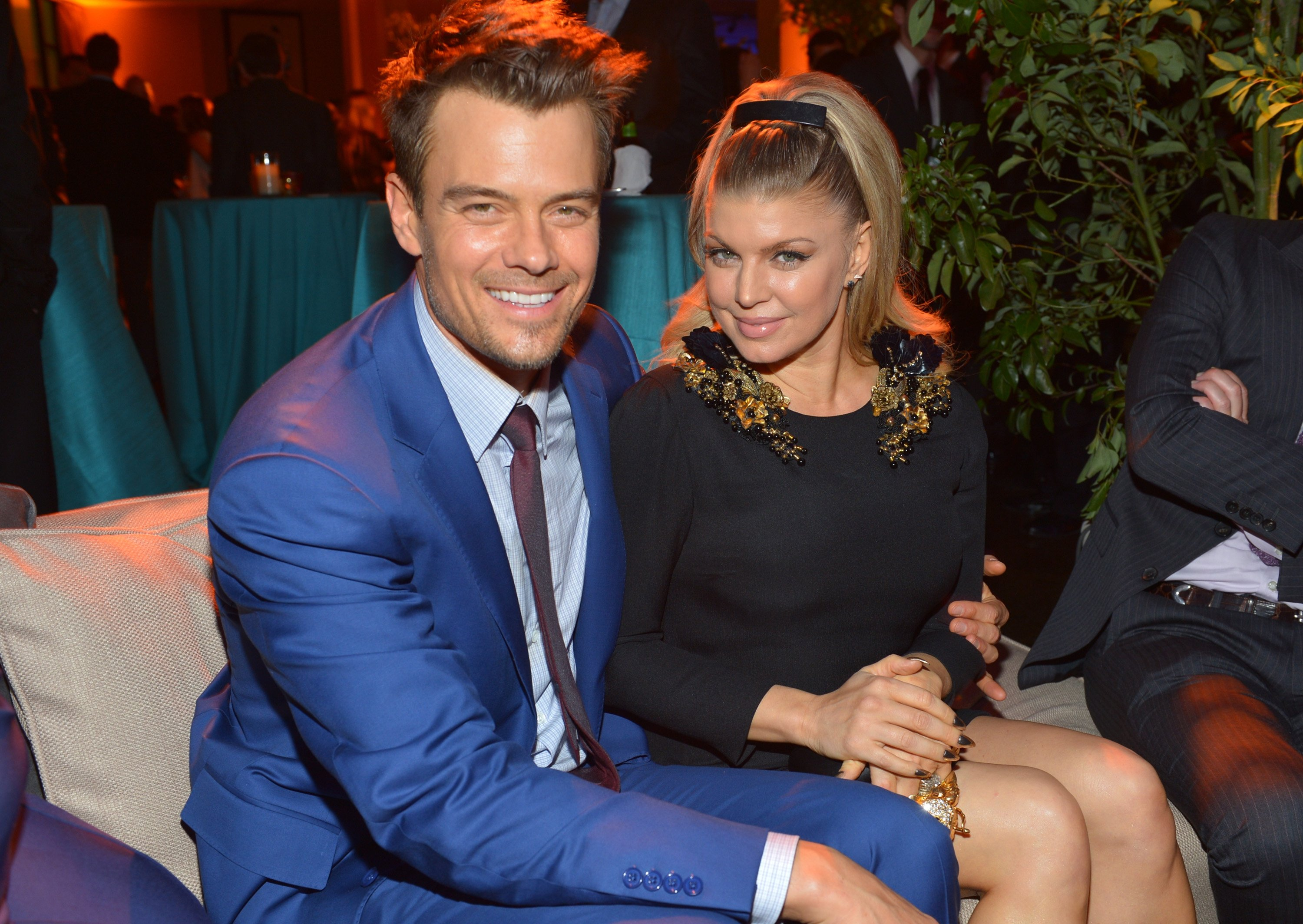 Image Credits: Getty Images | Fergie forgave Josh's infidelity