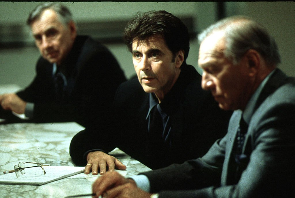 "Al Pacino in ""The Insider"" 1999 