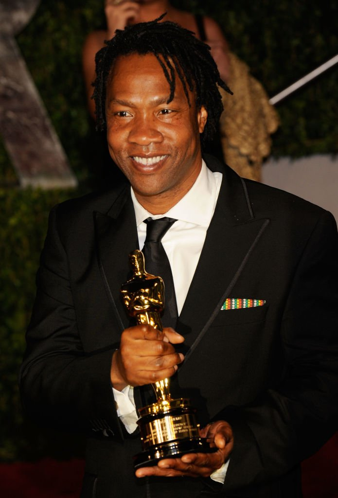 Image Credits: Getty Images / Ethan Miller/WireImage | Director Roger Ross Williams arrives at the 2010 Vanity Fair Oscar Party