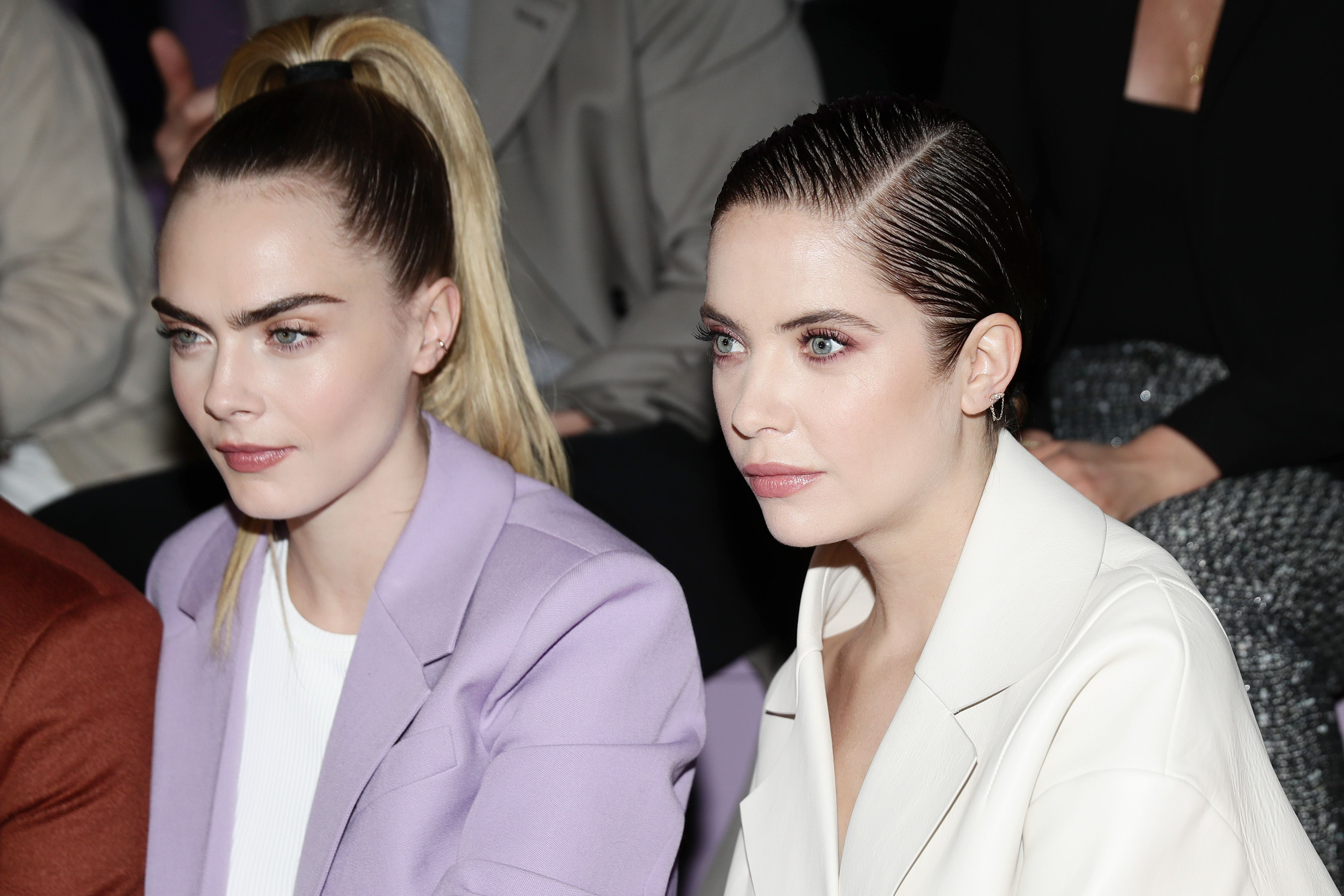 Ashley Benson and Cara Delevingne / Getty Images