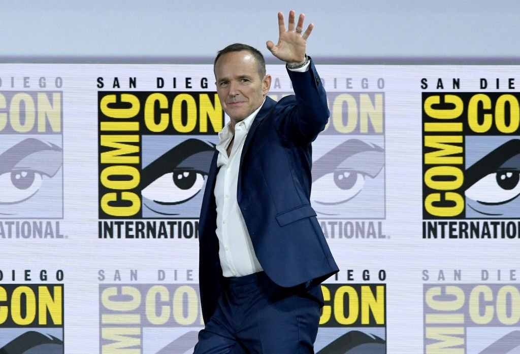 Image Source: Getty Images/Kevin Winter   Gregg at the 2019 Comic Con International