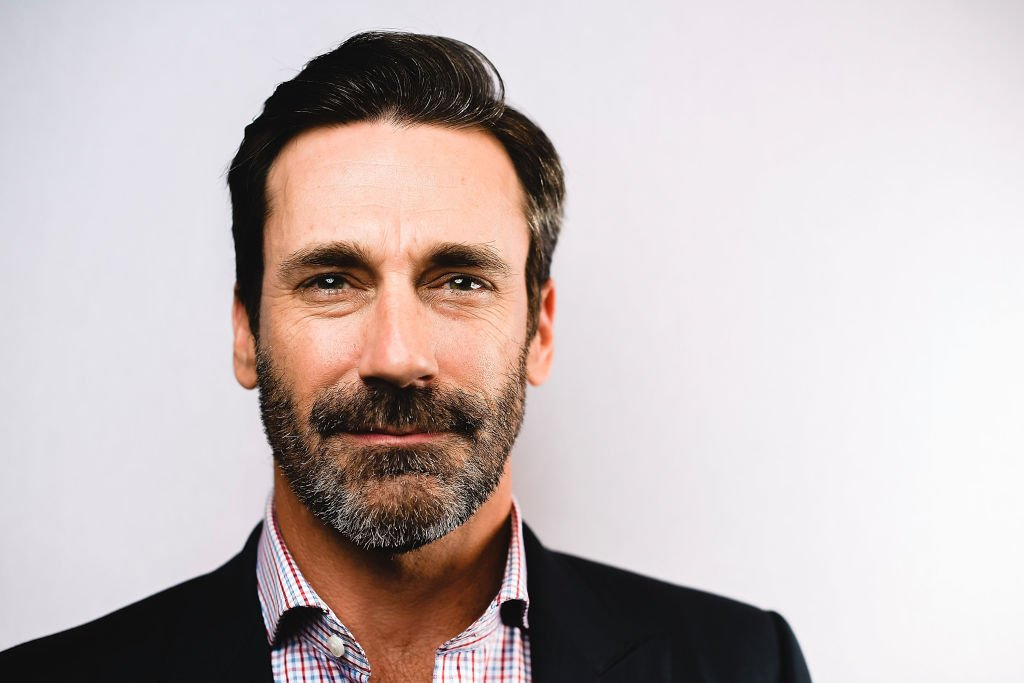 """Image Credits: Getty Images / Matt Winkelmeyer   Actor Jon Hamm poses for a portrait during the """"Baby Driver"""" premiere 2017 SXSW Conference and Festivals on March 11, 2017 in Austin, Texas."""